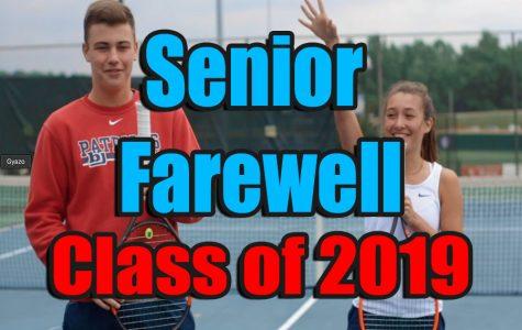 Senior Farewell 2019