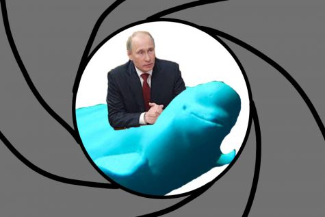Beluga Beguiles The Kremlin, Cuddles Up To The Enemy