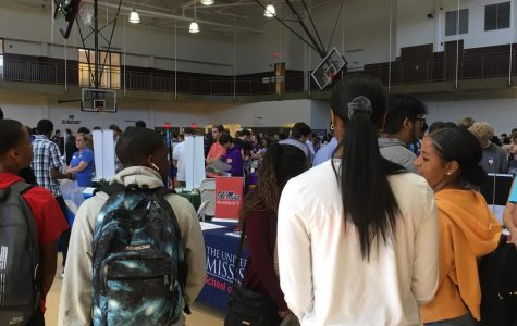 College Fair at A & M