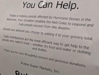 Hurricane Relief Efforts