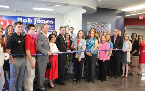 Ribbon-Cutting Ceremony for Redstone Federal Credit Union