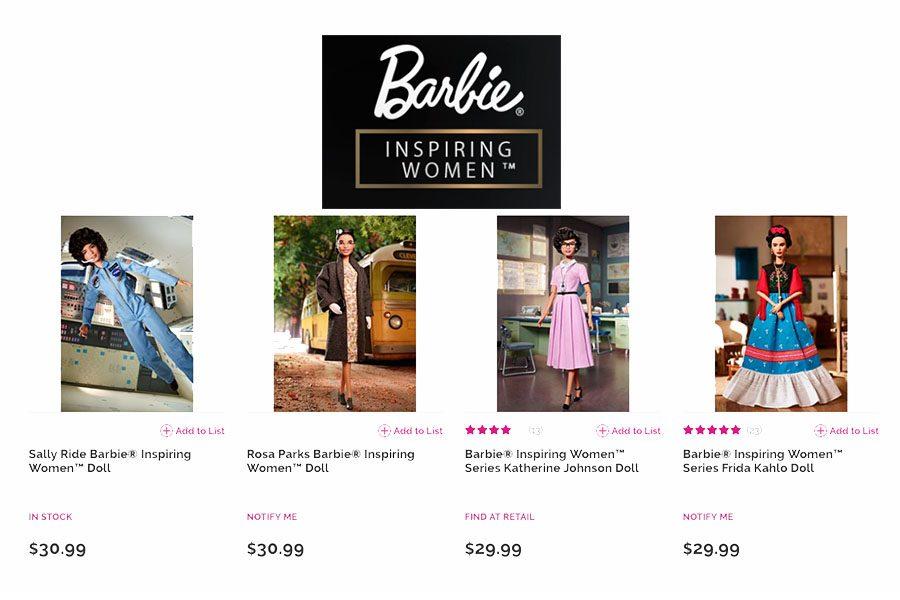 It's a Barbie World!