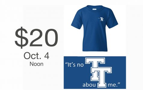 Buy a T-shirt and Support Mrs. Tarter