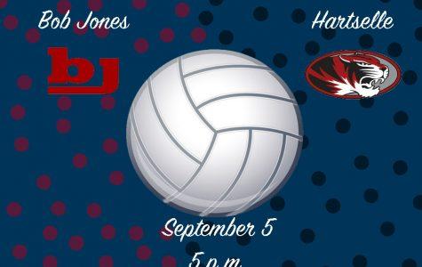 First Home Volleyball Match