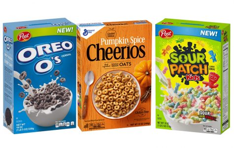 Cereal Flavors: How Far is Too Far?