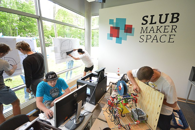 Bob Jones Makerspace Takes Shape