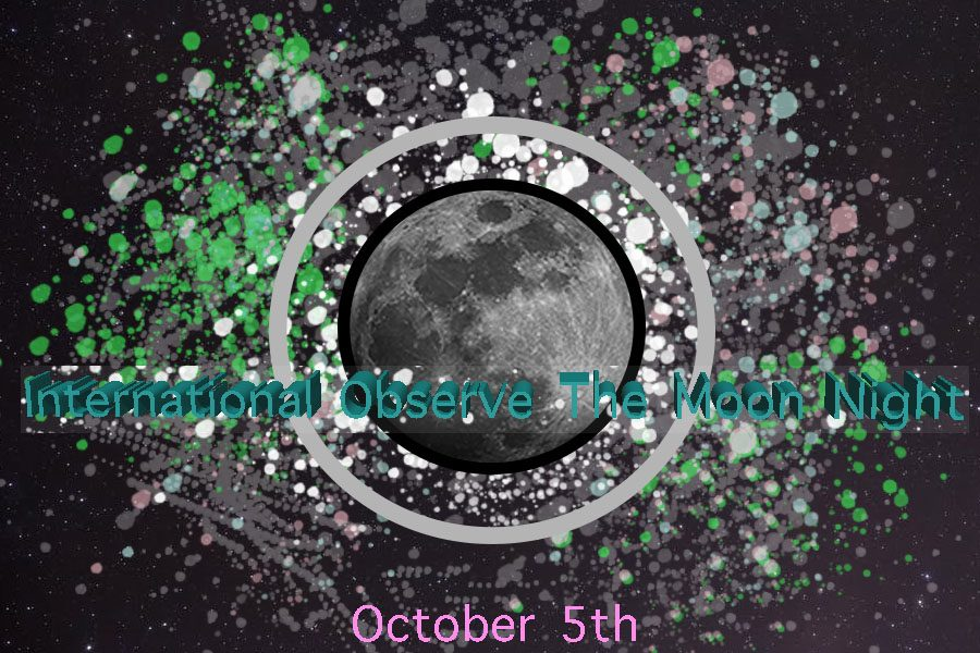 International Observe the Moon Night This Weekend
