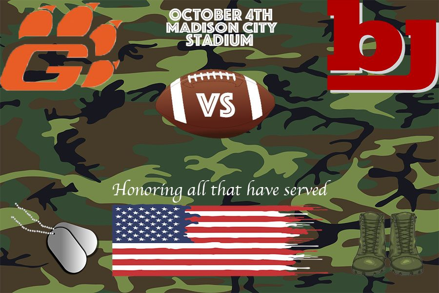 BJ+vs+Grissom%3A+Military+Appreciation+Night