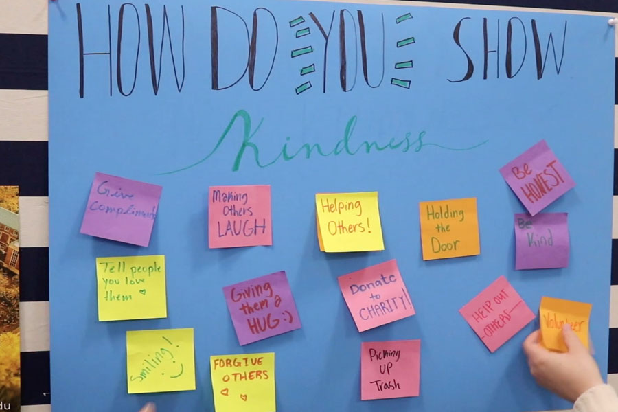 Spread Kindness on World Kindness Day