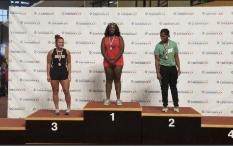 First Indoor Track Meet of 2019