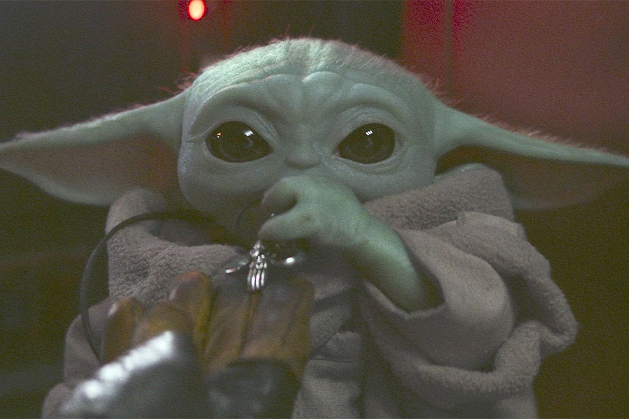 Baby Yoda! Do or Do Not?