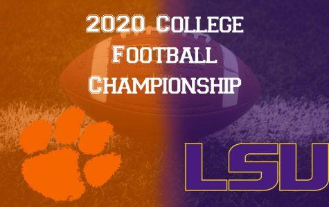 Clemson vs. LSU: The National College Football Championship