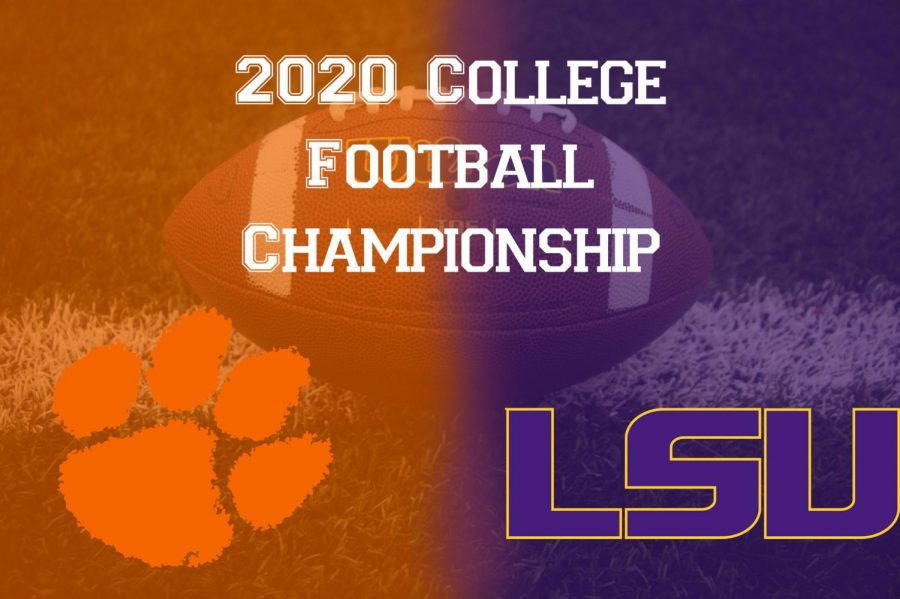 Clemson vs. LSU: The National College Football Championship