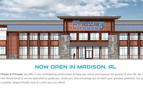 Phaze 3 Fitness Is Now Open