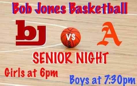 Come to Basketball Senior Night!