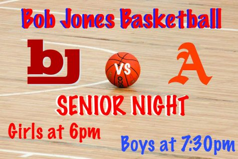 Bob Jones vs. East Limestone Jersey Night