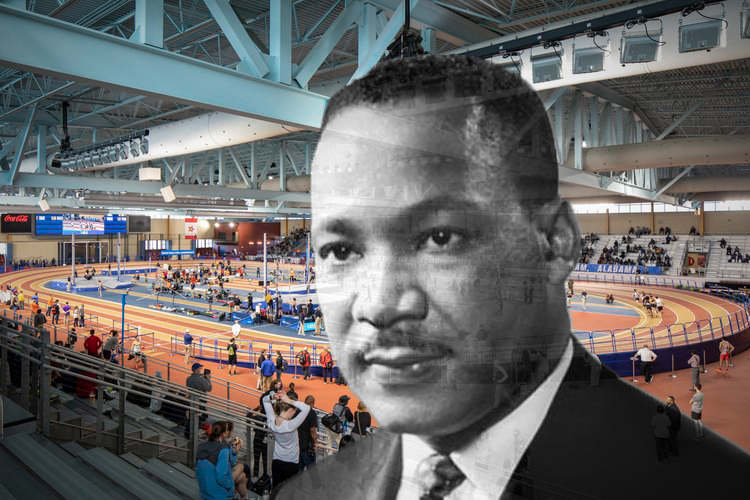 Martin+Luther+King+Indoor+Track+Classic