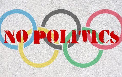 Olympics says NO to Politics