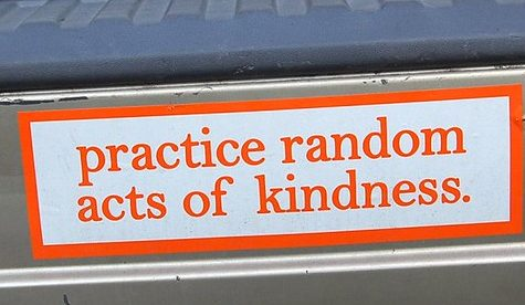 Man on the Street: Acts of Kindness