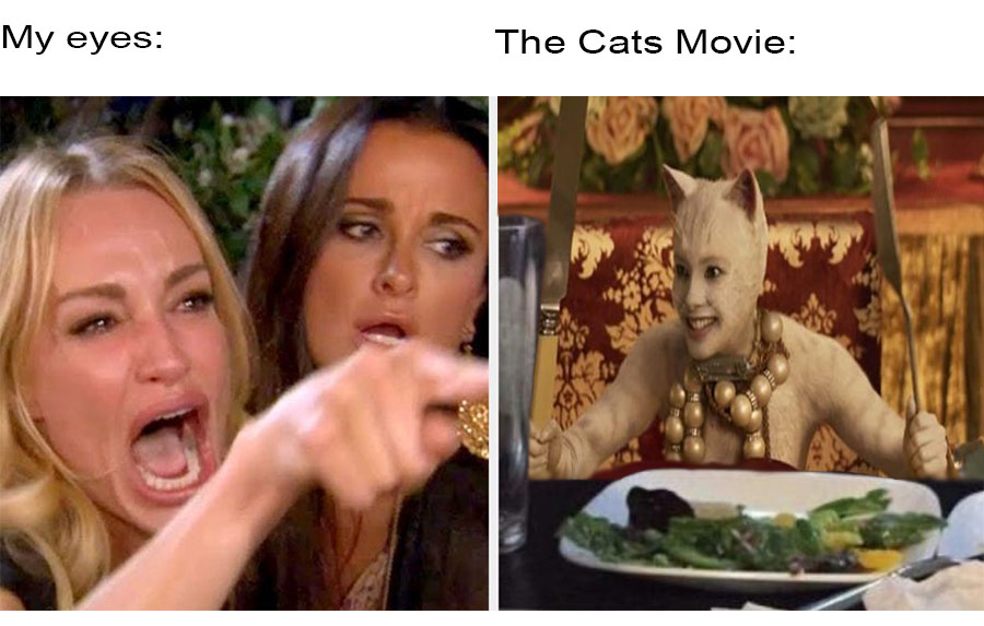 Bad+Movie+Review+Podcast%3A+Cats+%282019%29