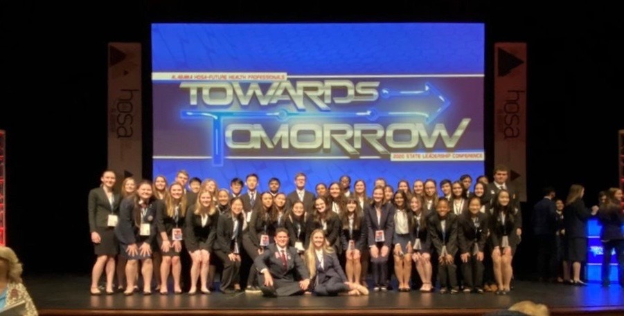 HOSA at State Leadership Conference