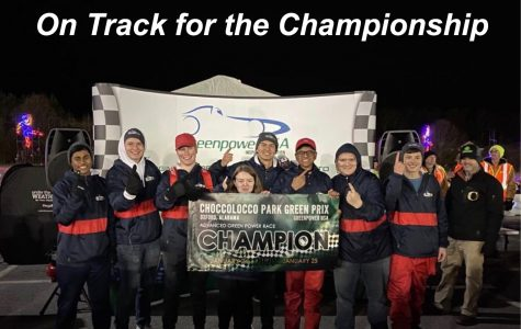 Patriot Racing's Red Team won first place at the Oxford Green Prix.