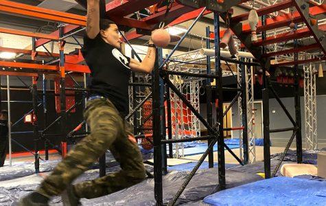 Fun at Ninja Obstacle Academy
