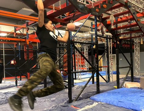 Fun at Ninja Obstacle Academy