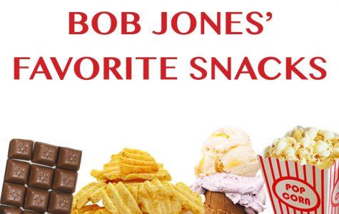 Favorite Snack Foods