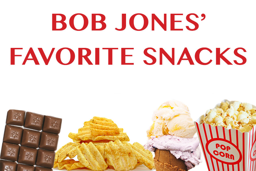 Favorite Snack Foods