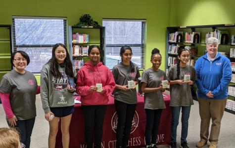 Alabama Girls State Chess Tournament