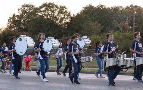 2020 Homecoming Parade