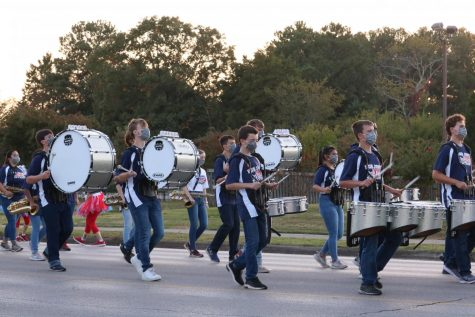 2020 Homecoming Parade
