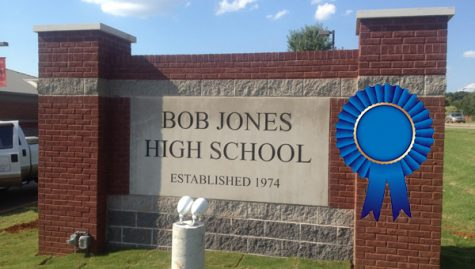 BJHS Wins the National Blue Ribbon School Award