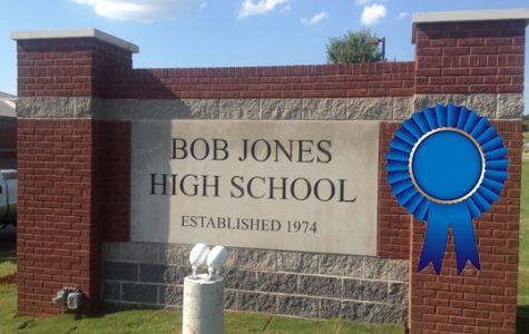BJHS Wins the National Blue Ribbon School Award