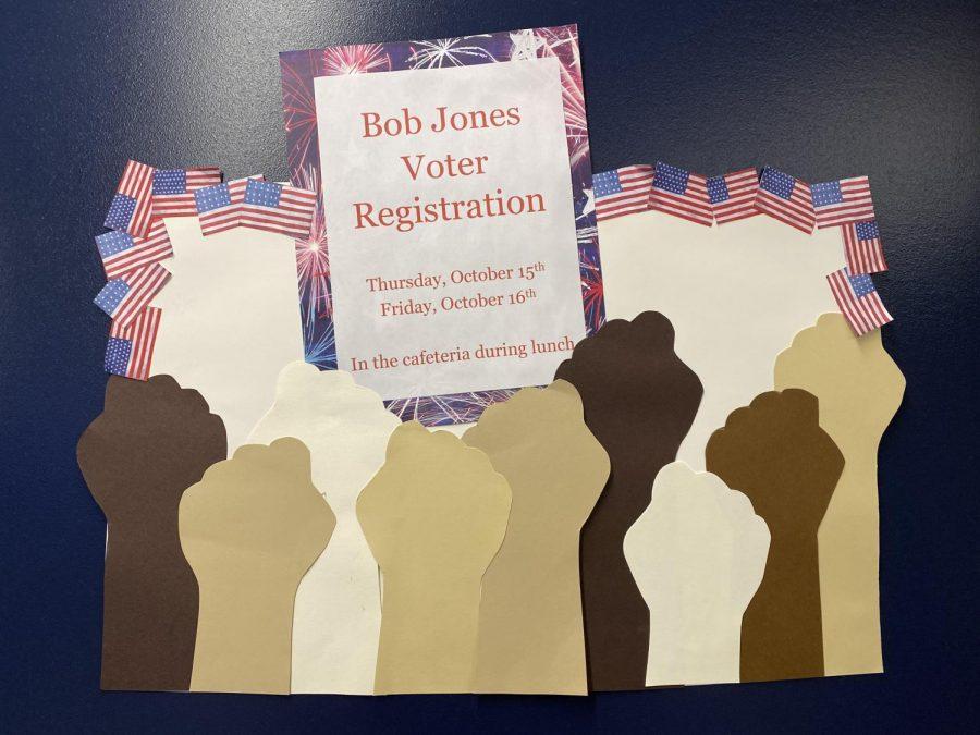 Voter Registration for Juniors and Seniors
