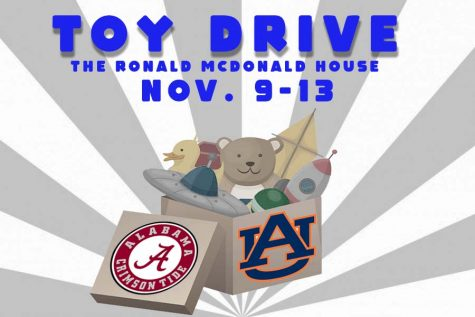 Donate to the Toy Drive This Week!