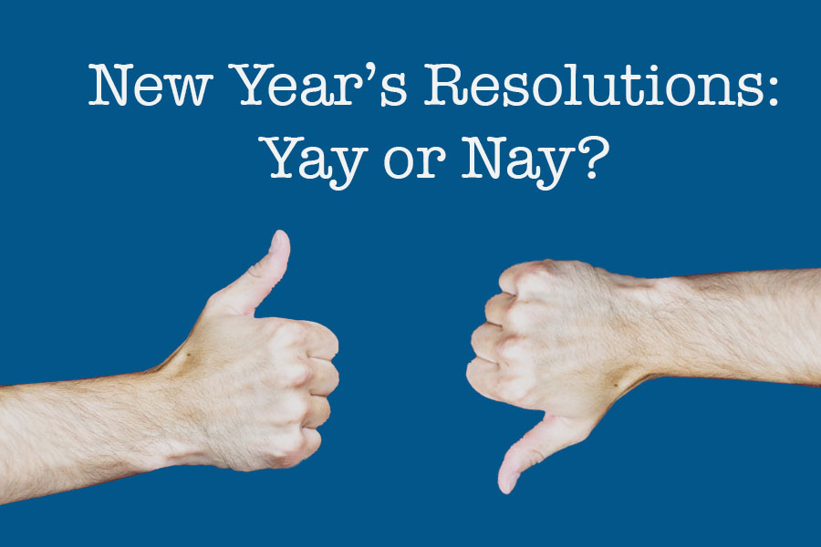 New Year's Resolutions: Why Do We Bother?