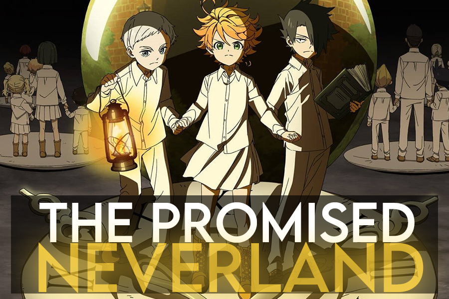The+Promised+Neverland%3A+A+Must+Watch