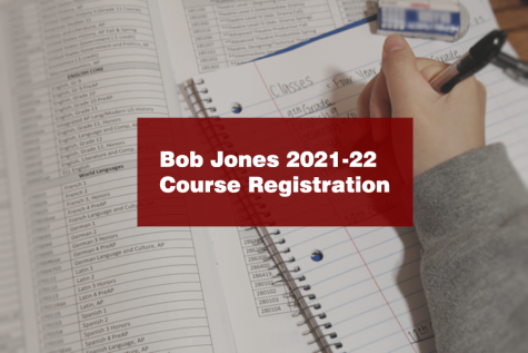 Bob Jones 2021-22 Registration