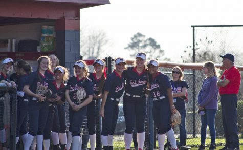 Bob Jones Lady Patriots Victorious Against Austin High Black Bears