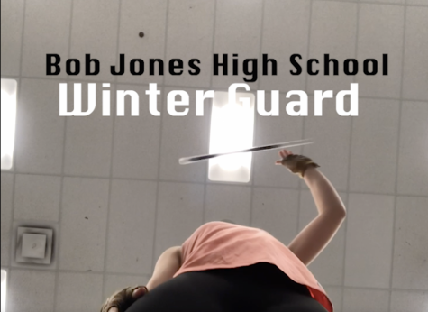 BJHS Winter Guard 2021