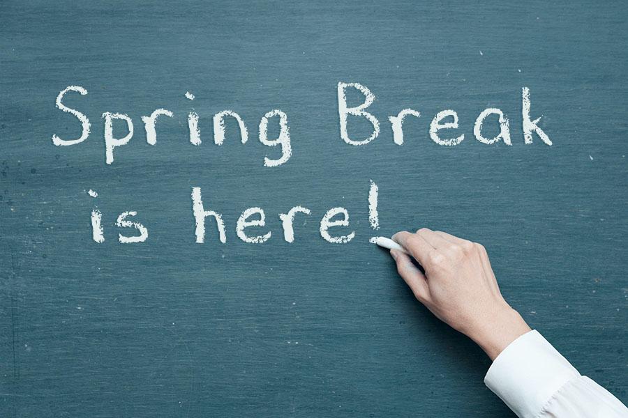 Spring+Break+Is+Here%21