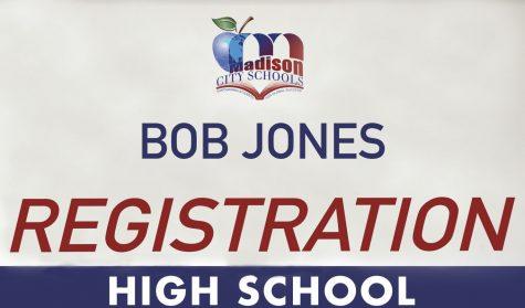 Bob Jones Registration in 2021