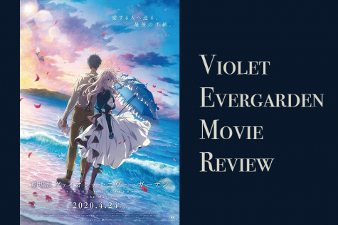 Violet Evergarden Movie Review