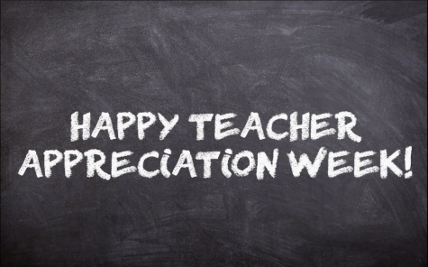 Celebrating Our Teachers! Teacher Appreciation Week