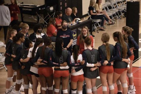 BJ Volleyball on the Road to State?