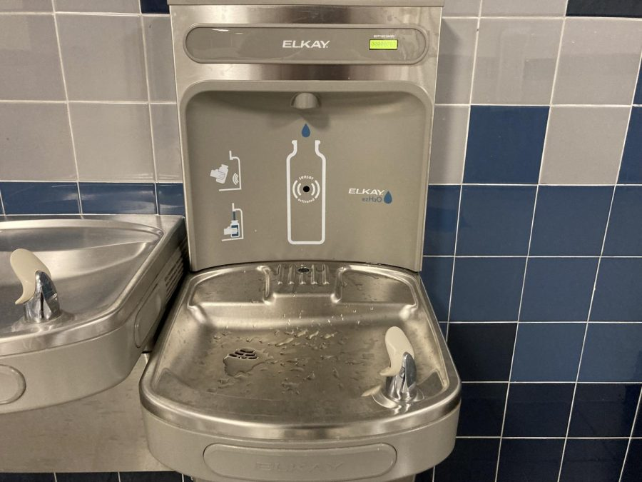 Stay Hydrated With the New Water Filling Stations
