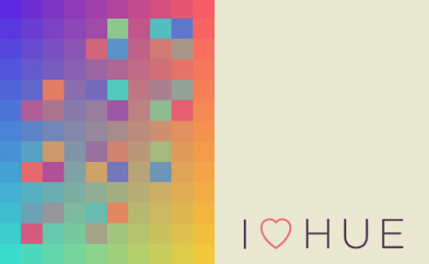 I Love Hue, A Relaxing Color Game