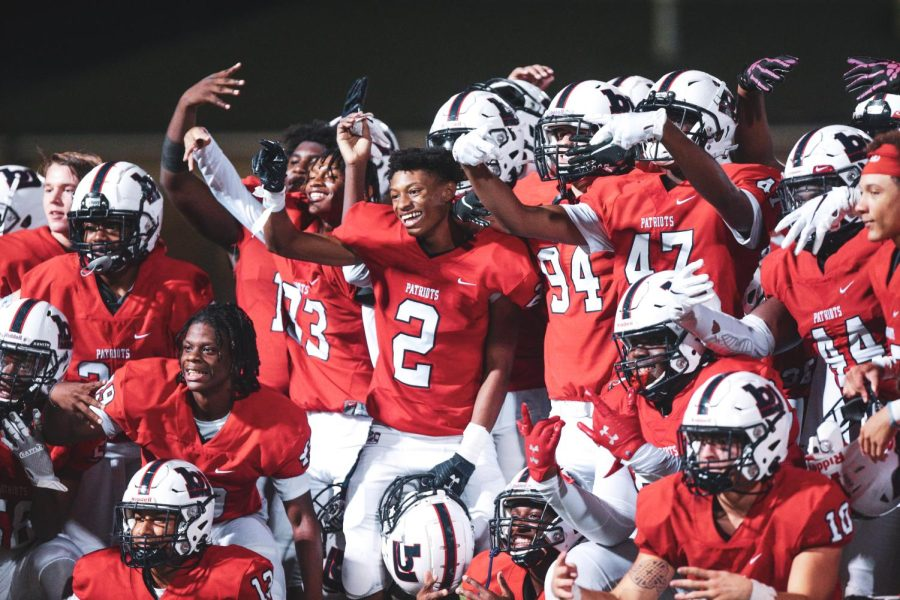 Our football team celebrating their win, photographed by Alexis Blue - BPO+ Digital media.